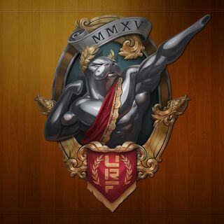 2015 U.R.F. Crest