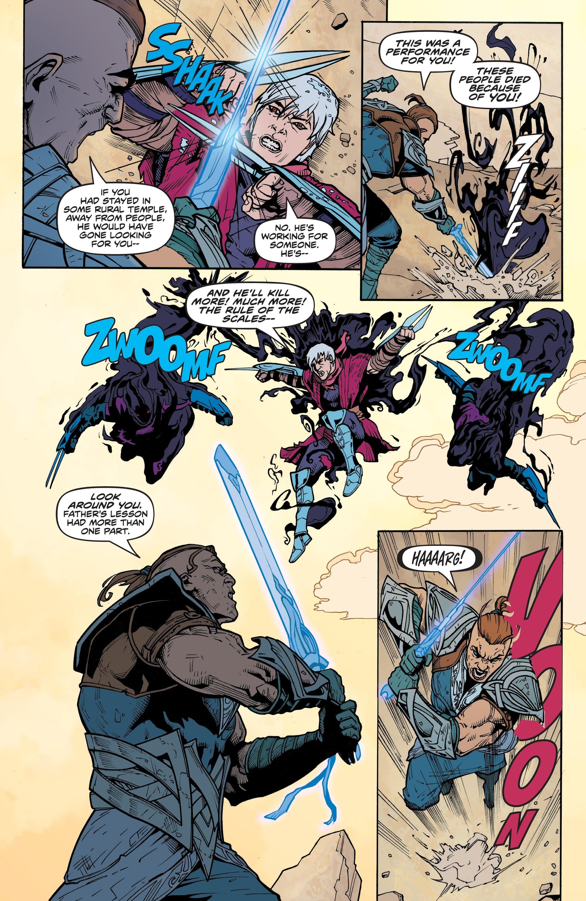 Zed Comic 4 pr14