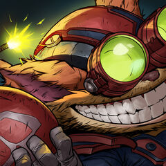 Ziggs Masquerade 2016 Promo (by Riot Contracted Artist <a class=