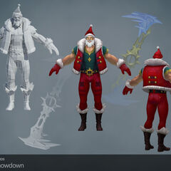 Santa Draven Model 1 (by Riot Artists <a href=