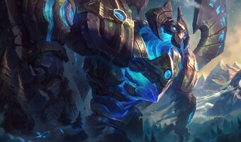 Galio EnchantedSkin