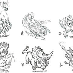 Summoner's Rift Update Monsters Concept 7