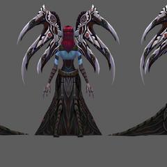 Blade Mistress Morgana Model