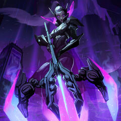 PROJECT: Vayne Log-in Concept 4 (by Riot Artist <a href=