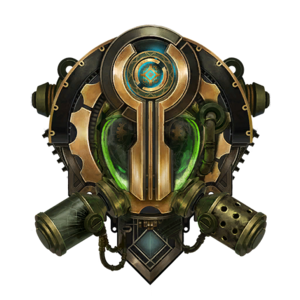 Piltover and Zaun Crest
