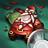 Santa Gragas Cookie