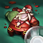 ProfileIcon0592 Santa Gragas Cookie