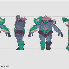 Worldbreaker Sion Concept 3 (by Riot Artist <a href=