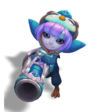 Tristana PenguCosplay (Pearl)