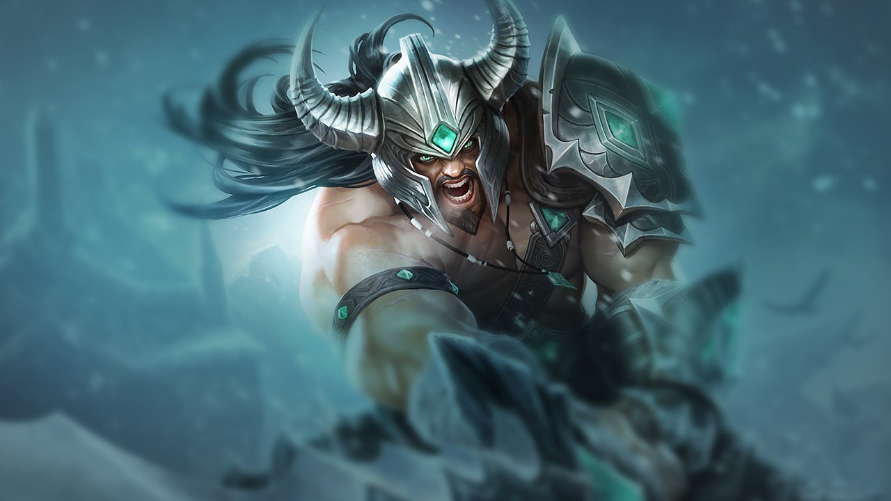 Tryndamere OriginalCentered