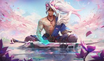 Yasuo SpiritBlossomSkin