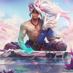 Spirit Blossom Yasuo