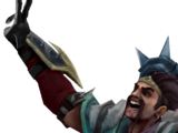 Draven/Background