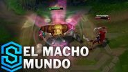 El Macho Mundo - Skin-Spotlight