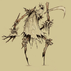 Fiddlesticks Concept 1 (by Riot Artist <a href=