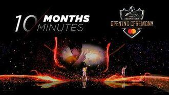 Mistrzostwa 2019 - 10 miesięcy, 10 minut