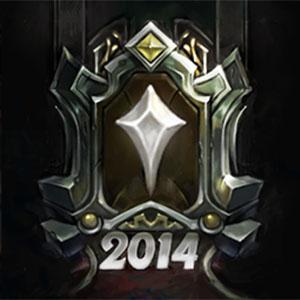Season 2014 - Solo - Silver profileicon