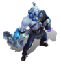 Sylas Mondgeist (Aquamarin) M