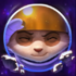 Astronaut Teemo Chroma profileicon
