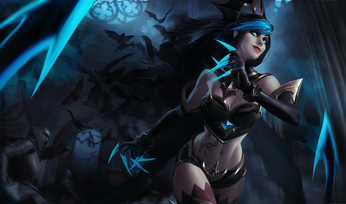 Evelynn League Of Legends Wiki Fandom Powered By Wikia
