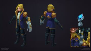 Ezreal Update Pik-Ass- model 01