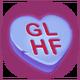Heart GLHF Emote
