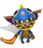 Gnar Dino (Sapphire)