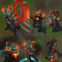 Resistance Illaoi Model 6 (by Riot Artist <a href=