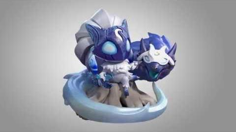 Kindred figure turnable