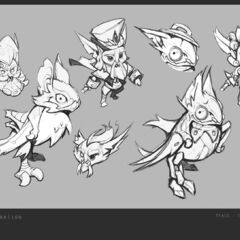 Count Kledula Concept 5 (by Riot Artist <a rel=