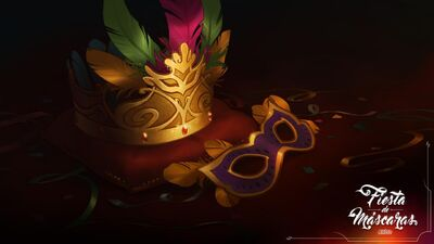 League of Legends Masquerade