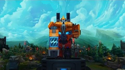 Mecha Zero Sion Reactivated