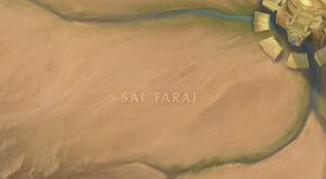 Sai Faraj map