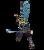 Shen Warlord (Sapphire)