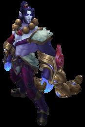 Sylas LunarWraith Render
