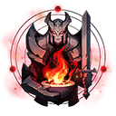 The Warrior Eternal unique icon