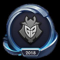 Mistrzostwa 2018 – G2