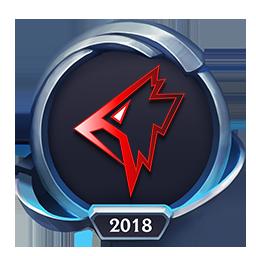 Worlds 2018 Griffin Emote