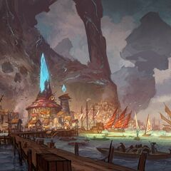 Old Bilgewater concept (Port Mourn)