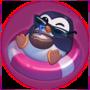 Emotka Basenowy Pingu