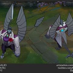 Debonair Galio Update Concept 4