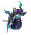 Kassadin Count (Aquamarine)