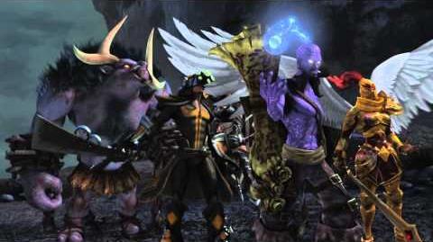 League of Legends - Sezon Pierwszy (usunięte sceny 2)