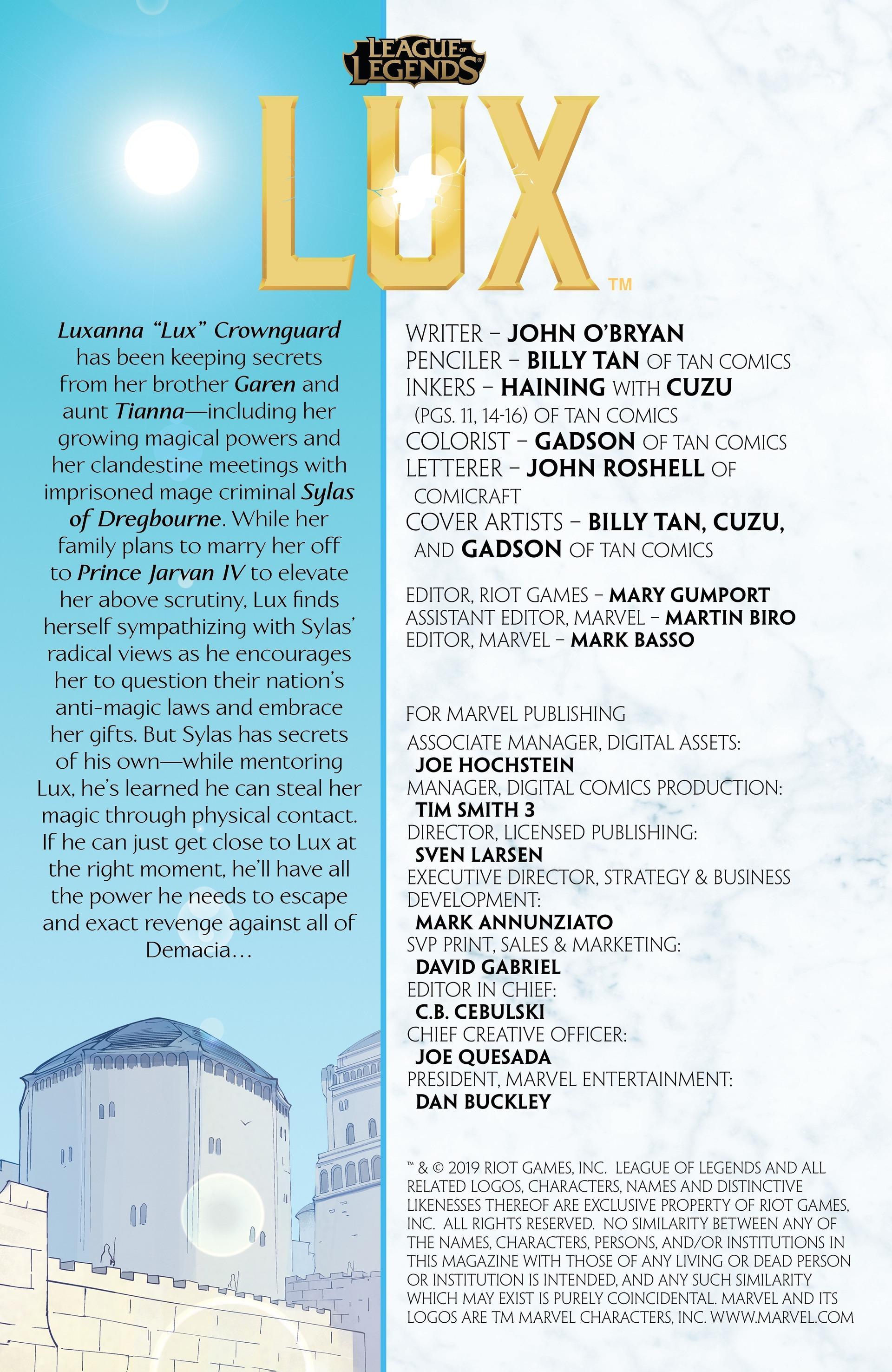 Lux Comic 3 pr01