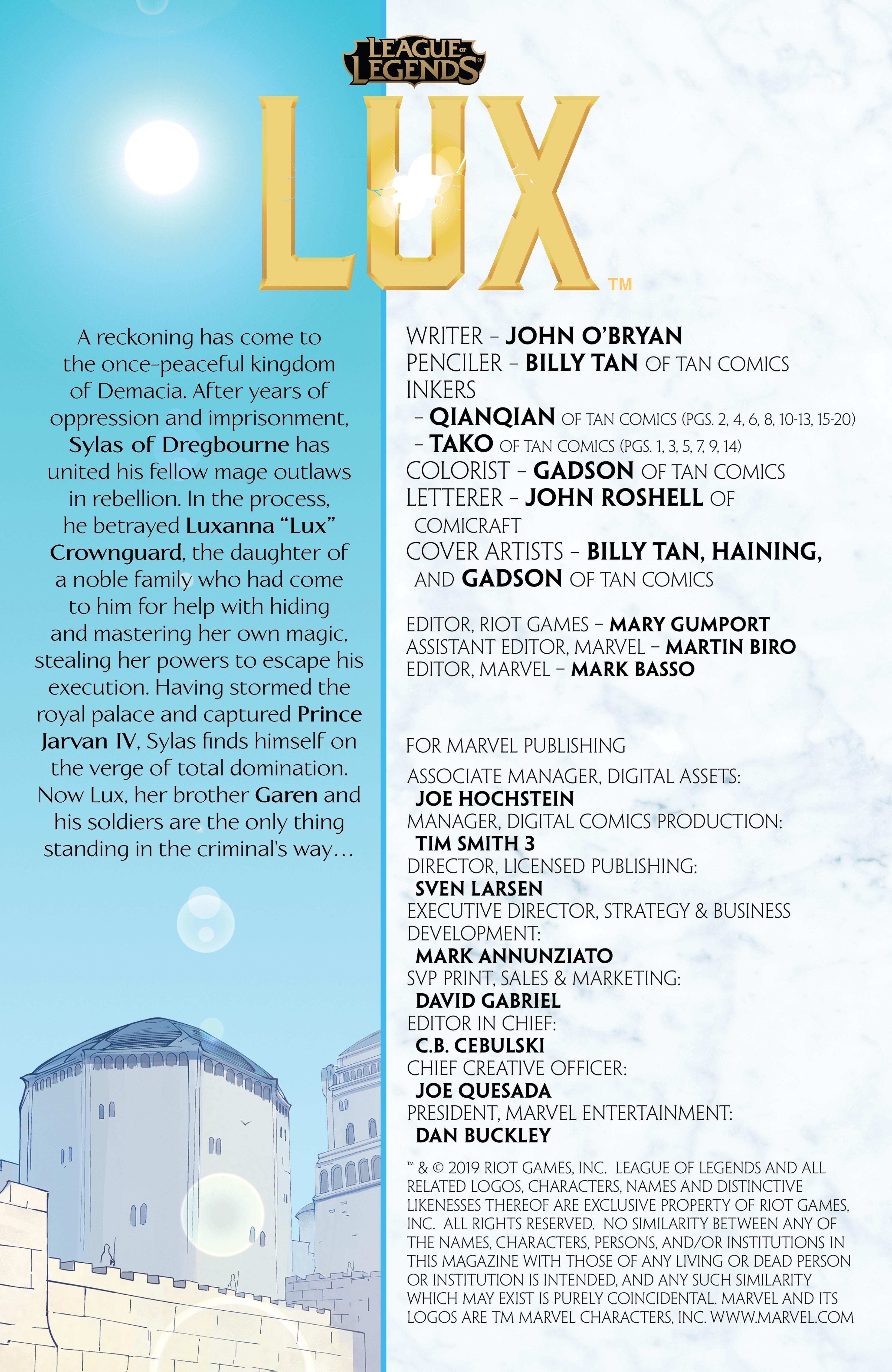 Lux Comic 5 pr01