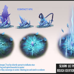 Sejuani Update Ability Concept 2 (by Riot Artist <a href=