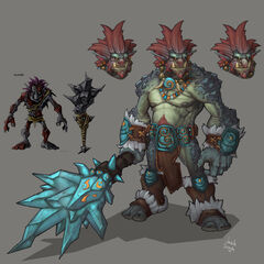 Trundle Update Concept 1 (by Riot Artist <a href=