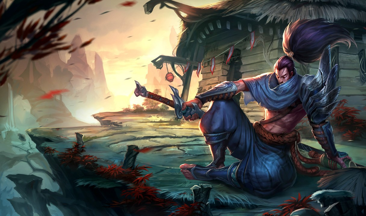 TOP 10: Best Visually Designed Champions in League of Legends (Part II) 6