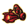 Clash CannonLogo (Base)