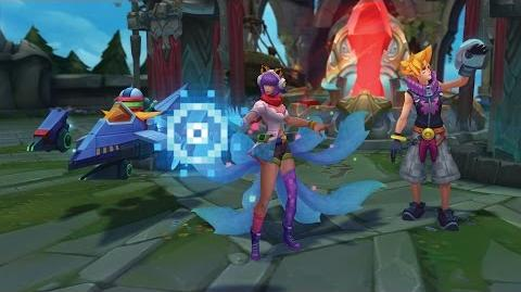 Game On Arcade Skins Trailer - League of Legends